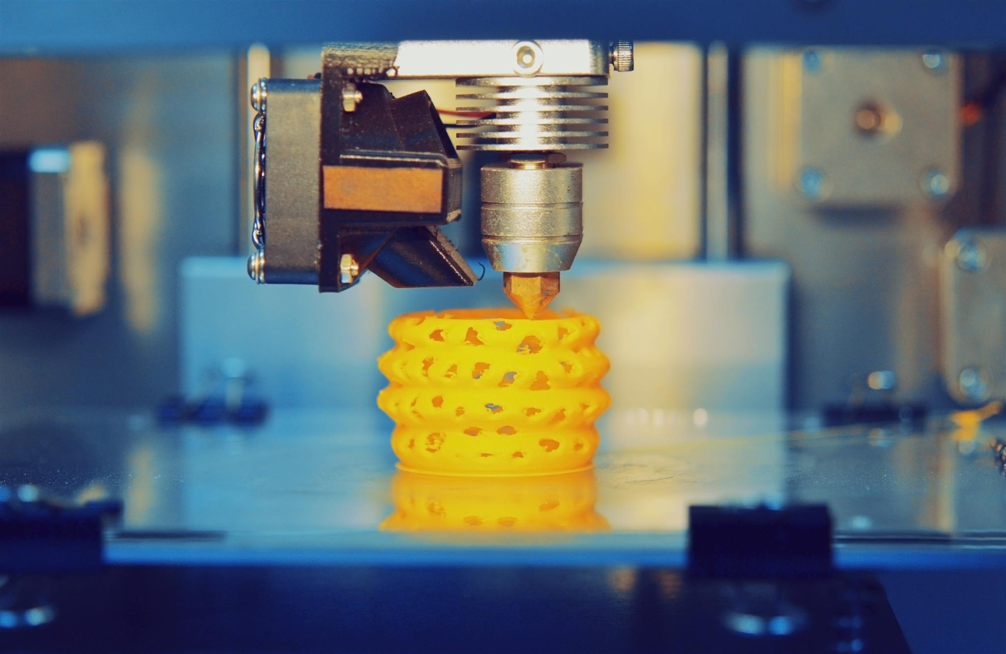 What's the Biggest Industrial 3D Printing Equipment Available?